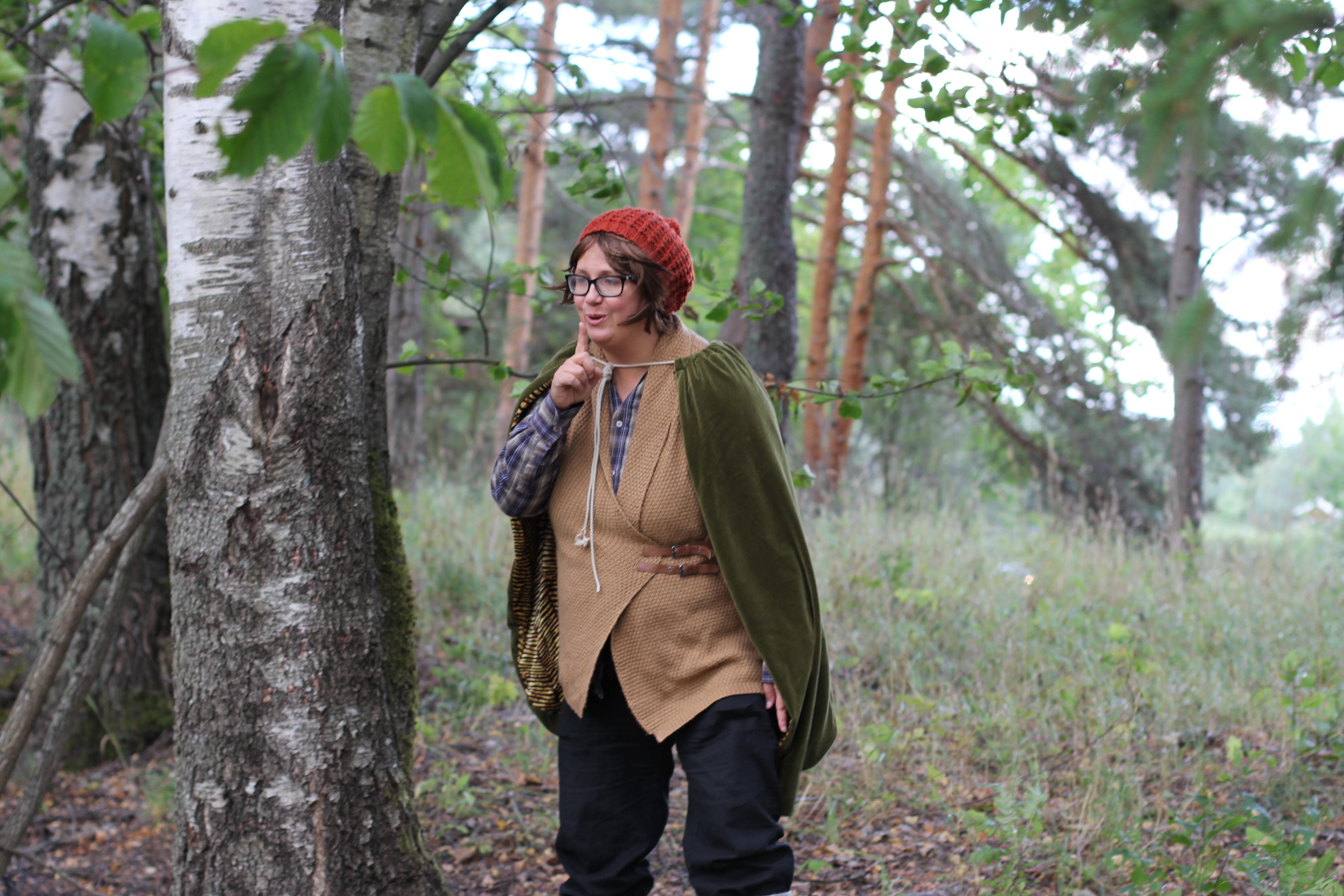 trollskogens äventyr 1